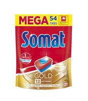 SOMAT GOLD TABLETKI DO ZMYWAREK 54 SZT DOY