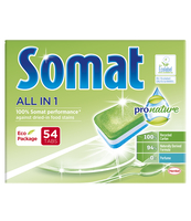 SOMAT ALL IN 1 PRO NATURE 54 SZT BOX