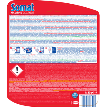 SOMAT MACHCL.POUCH, 6WL,120G
