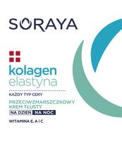SORAYA KOLAGEN+ELASTYNA KREM TŁUSTY 50 ML