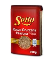 SOTTO KASZA GRYCZANA 500G FOLIA