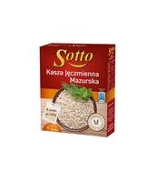 SOTTO KASZA JĘCZMIENNA MAZURSKA 4X100G