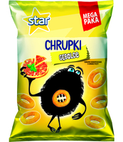 STAR CHRUPKI PIZZA 125G