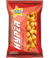 STAR HYPER CHRUPKI ORZECH 58G X 22SZT
