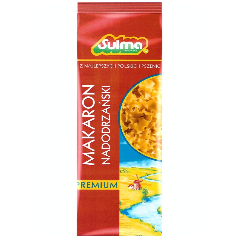 SULMA MAKARON NADODRZAŃSKI ŁAZANKA 400 G
