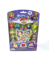 SUPER ZINGS V - BLISTER10 FIGUREK