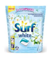 SURF DUO KAPSUŁKI DO PRANIA WHITE 14 KAP