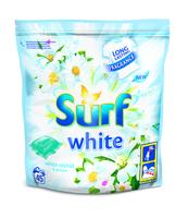 SURF KAPSUŁKI DO PRANIA WHITE 45 KAPSUŁEK