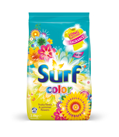 SURF PROSZEK DO PRANIA COLOR FRUITY FIESTA 2.8KG (40 PRAŃ)