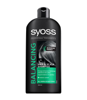 SYOSS BALANCING SZAMPON 500ML