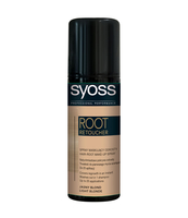 SYOSS ROOT RETOUCHER SPRAY MASKUJĄCY ODROSTY BLOND 120ML