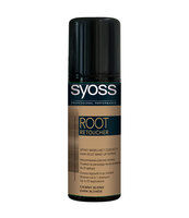 SYOSS ROOT RETOUCHER SPRAY MASKUJĄCY ODROSTY CIEMNY BLOND 120ML