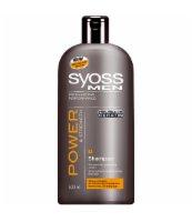 SZAMPON SYOSS MEN POWER &STRENGTH 500 ML