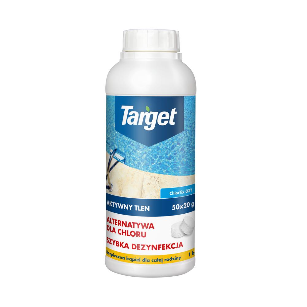 CHLORTIX OXY TARGET AKTYWNY TLEN 1 KG (50 X 20 GR)