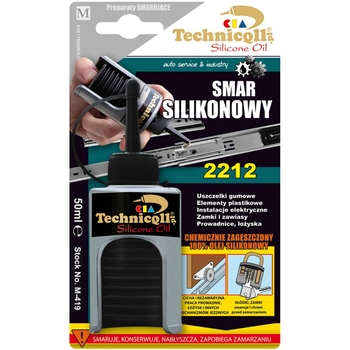 SMAR SILIKONOWY TECHNICQLL 50ML