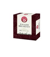 HERBATA CZARNA TEEKANNE ENGLISH BREAKFAST 100 TOREBEK X 1,75G