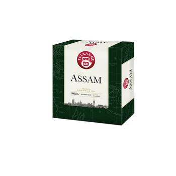HERBATA CZARNA TEEKANNE ASSAM 100 TOREBEK X 1,75G