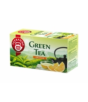 HERBATA ZIELONA TEEKANNE GREEN TEA ORANGE 20 TOREBEK X 1,75G