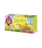 HERBATKA OWOCOWA TEEKANNE CITRUS FRUITS 20 X 2,25G