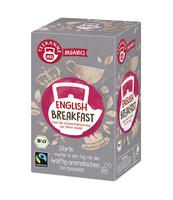 TEEKANNE BIO ENGLISH BREAKFAST 20 X 1,75G