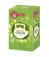 TEEKANNE BIO SWINGING GREEN 20X 1,75G