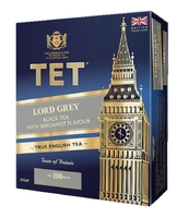 TET LORD GREY BLACK TEA 100 TOREBEK X 2G