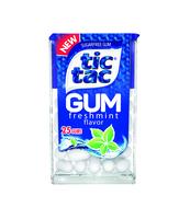 GUMA DO ŻUCIA TIC TAC GUM FRESHMINT 12,1G
