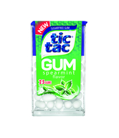 GUMA DO ŻUCIA TIC TAC GUM SPEARMINT 12,1G