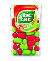 TIC TAC APPLE MIX 18G