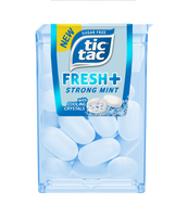 TIC TAC FRESH + STRONG MINT 11,9G