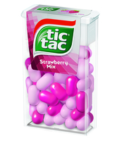 TIC TAC STRAWBERRY MIX 18G