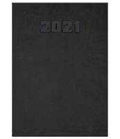 KALENDARZ KSIĄŻKOWY A5 NA ROK 2021 TOP-2000 MANAGER