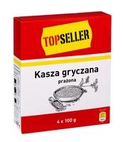TOPSELLER KASZA GRYCZANA PRAŻONA 4 X 100 G