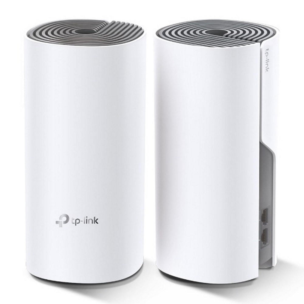 DOMOWY SYSTEM WI-FI TP-LINK DECO E4 (2PACK)