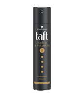 LAKIER DO WŁOSÓW TAFT POWER&FULLNESS 250 ML