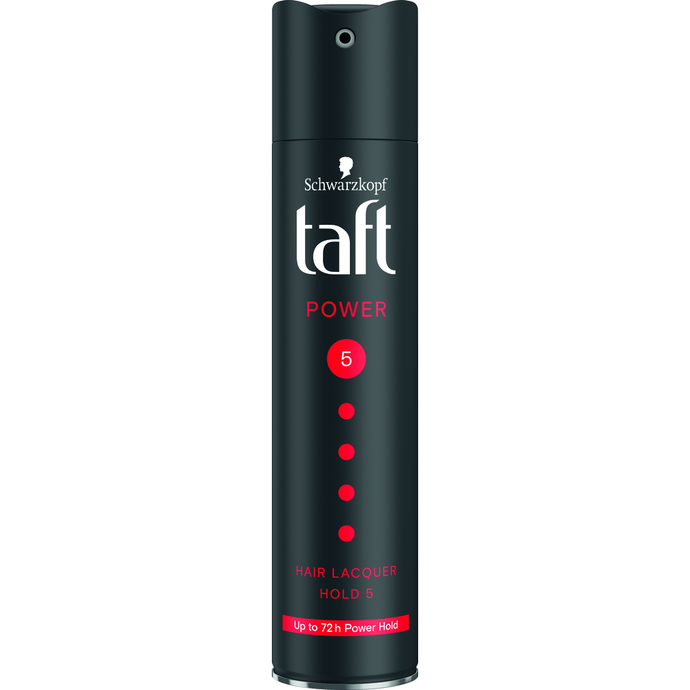 LAKIER DO WŁOSÓW TAFT POWER 250 ML