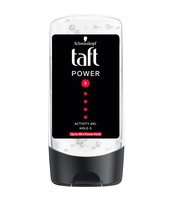ŻEL DO WŁOSÓW TAFT POWER ACTIVITY 150 ML