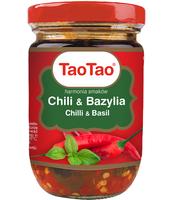 BAZYLIA&CHILLI MIX WARZYWNY 200G TAO TAO