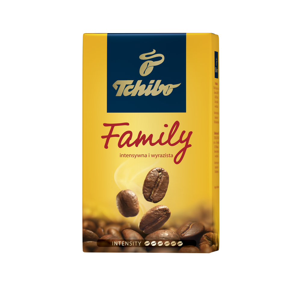 KAWA TCHIBO FAMILY 250G MIELONA