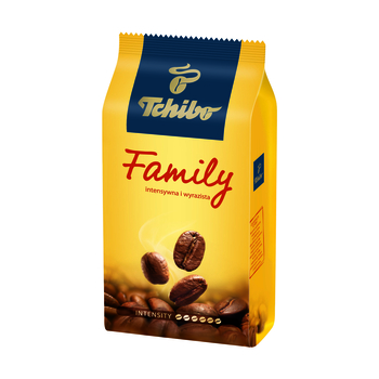 KAWA TCHIBO FAMILY 450G MIELONA