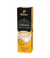 TCHIBO CAFISSIMO CAFFÈ CREMA FINE AROMA KAWA MIELONA W KAPSUŁKACH 7G X 10 KAPSUŁEK