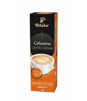 TCHIBO CAFISSIMO CAFFÈ CREMA RICH AROMA KAWA MIELONA W KAPSUŁKACH 7,6G X 10 KAPSUŁEK