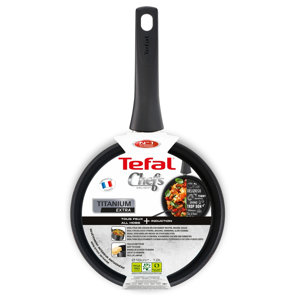 TEFAL PATELNIA CHEF 28CM C6940602