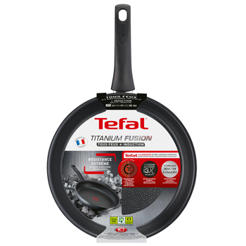 TEFAL PATELNIA TITANIUM FUSION 24CM G1240402