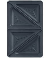 TEFAL WYMIENNE PŁYTY XA8002 / TRÓJKĄTNE KANAPKI DO SNACK COLLECTION
