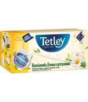 TETLEY RUMIANEK&TRAWA CYTRYNOWA 20 TOREBEK