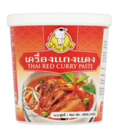 THAI BOY PASTA CURRY CZERWONA 400G