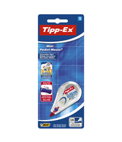 TIPP-EX MINI POCKET MOUSE KOREKTOR W TAŚMIE BLISTER 1 SZTUKA