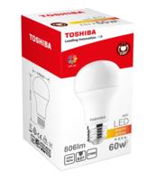 ŻARÓWKA LED TOSHIBA 8.5W E27
