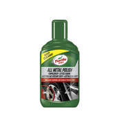 TURTLE WAX ALL METAL POLISH PŁYN DO RENOWACJI CHROMU 300ML